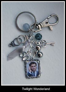 FIFTY SHADES OF GREY 50 SHADES OF GREY HANDBAG CHARM KEY RING MATT BOMER