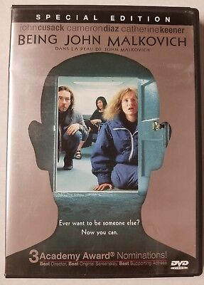Being John Malkovich Dvd Special Edition
