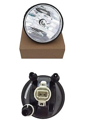 FOR 2007-2016 CHEVROLET GMC TRUCKS REPLACEMENT FOG LIGHT DRIVING LAMP 15839896 2007 Chevrolet Colorado Replacement