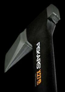 Fiskars X27 36 Inch Wood Log Splitting Maul Axe w/Non-stick Steel Blade Balanced