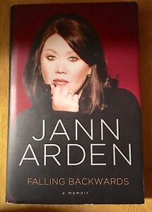 Jann Arden- Falling Backwards (autographed)