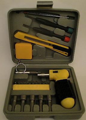 24 tlg. AC TOOLS Multifunktion Mini Werkzeug Set für Haushalt und Garten NEU/OVP (Ac-tools)