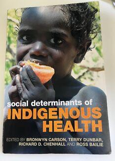 Social Determinants of Indigenous Health - Carson, Dunbar, et al
