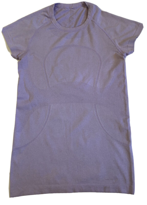 Lululemon Swiftly Tech Short Sleeve Shirt Size 8