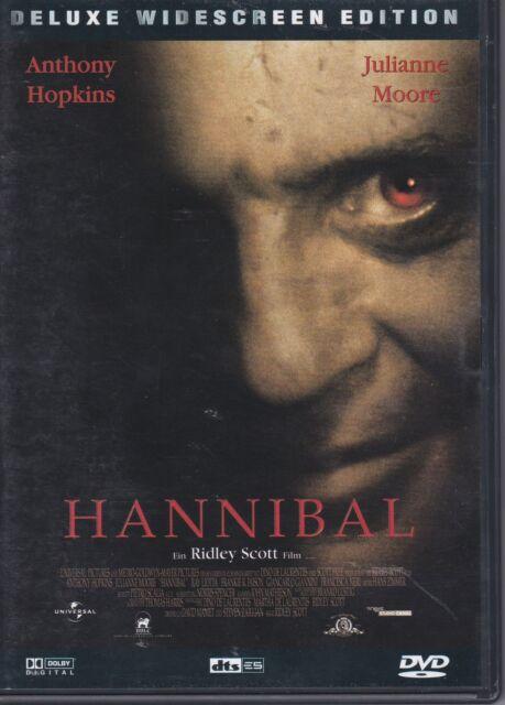 DVD - Hannibal - Deluxe Widescreen Edition / #5490