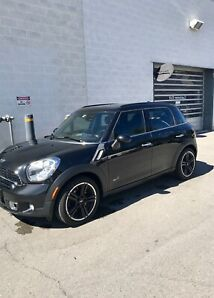 2012 MINI COOPER COUNTRYMAN AWD FOR SALE - GREAT CONDITION
