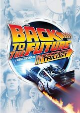 Back to the Future Trilogy 30th Anniversary Edition (DVD, 2015, 5-Disc Set) NEW!