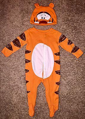 9 Month | Tiger Tigger Sleeper & Hat Set Tigger Sleeper