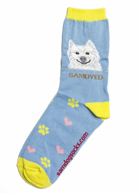 Samoyed Dog Socks