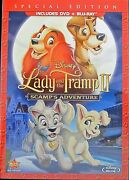Lady and The Tramp Scamps Adventure