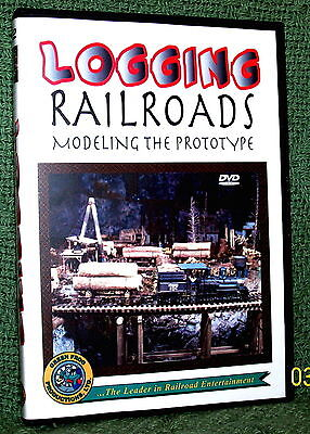 Cp072 Model Video Dvd  Logging Railroads  Westside  Rayonier  Mower  Ely Thomas