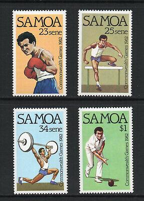 Samoa - 1982, Commonwealth Games, Brisbane, MNH