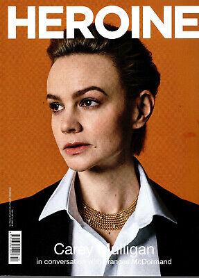 Heroine Magazine Spring/Summer 2020 Carey Mulligan Jessica Barden Jourden Dunn