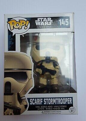 man POP star wars scarab stormtrooper Funko Vinyl Figure