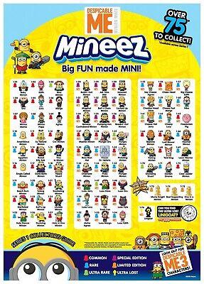 Minion Mineez - You Choose - Minions Minions
