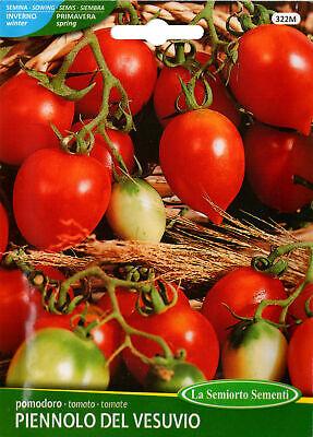 700 Semi / Seeds POMODORO Piennolo del Vesuvio