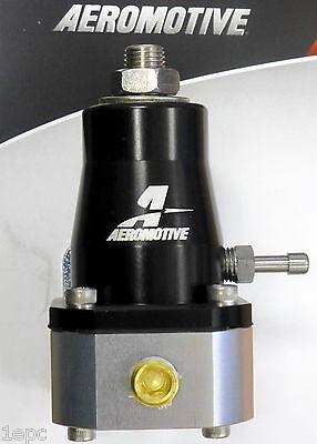Aeromotive 13129 Fuel Pressure Regulator EFI Bypass 30-70 PSI Adjustable -6 AN