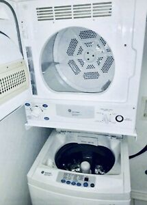 Apt-size GE Spacemaker matching Washer & Dryer .. canDeliver
