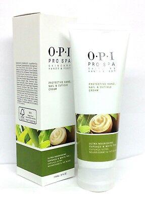 OPI Pro Spa - Protective Hand/Nail & Cuticle Cream 4oz/118ml
