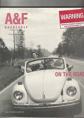A & F Quarterly 1998 Back to School issue