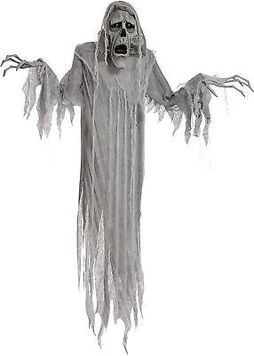 Halloween LifeSize Animated HANGING PHANTOM SPIRIT GHOST Prop Haunted House  - Ghost Prop