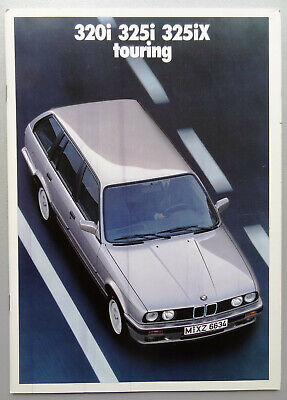 V11465 BMW SERIE 3 TOURING - 320i 325i 325iX