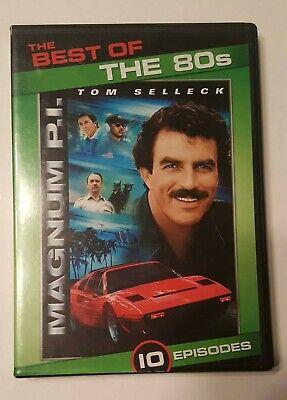 MAGNUM P.I. ~ BEST OF THE 80'S : MAGNUM PI TOM SELLECK 2 DVD