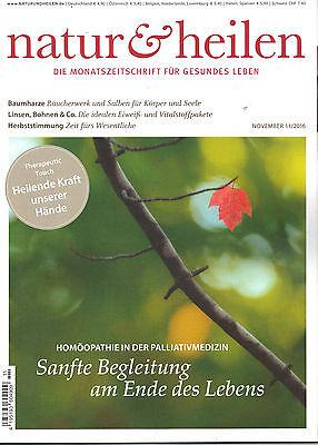 Natur & heilen Sanfte Begleitung am ende des Lebens 11/16Top Zustand!Ungelesen!!