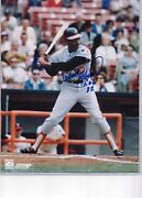 Frank Robinson Autographed Photo