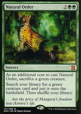 Natural Order / Natürliche Ordnung - ETERNAL MASTERS - englisch (near-mint +)