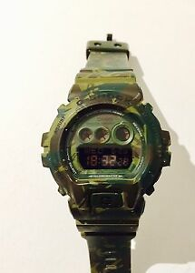 CAMOUFLAGE G-SHOCK Amaroo Gungahlin Area Preview