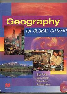 Global citizen in sydney region nsw gumtree australia free geography for global citizens brian parker kate lanceley sciox Images