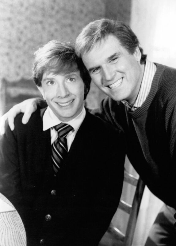 Clifford Movie Martin Short Black And White  8x10 Photo Print