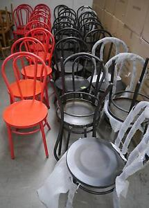 Ex Display Replica Thonet Bentwood No.18 Metal Dining Chairs Melbourne CBD Melbourne City Preview