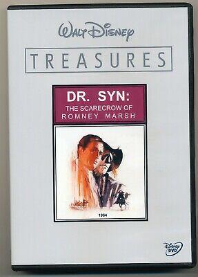 Walt Disney Treasures  DR. SYN: The Scarecrow of Romney Marsh July 4th (Dr Syn The Scarecrow Of Romney Marsh)