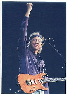 MARK KNOPFLER PHOTO 1991 DIRE STRAITS UNIQUE UNRELEASED IMAGE HUGE12 INCH RARITY