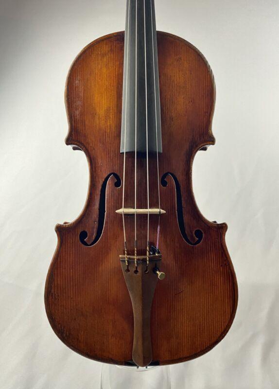 **Powerful Fine Old Violin Grafted -Guarneri Model
