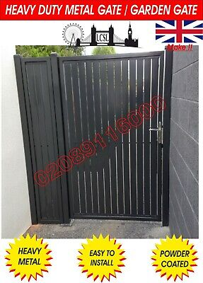 METAL GATE / WROUGHT IRON GATE / GARDEN GATE / COMPOSITE WOOD GATE/ STEEL GATE