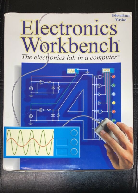Electronics Workbench 4.1 Complete