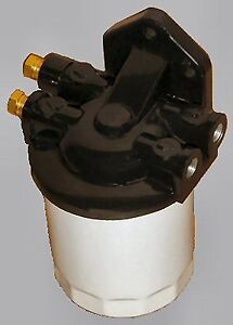 Fuel-Water-Separator-Kit-with-Aluminum-Filter-Head-1-4-NPT-Ports