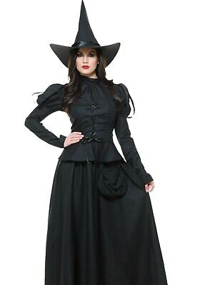 Wicked Witch Costume (Deluxe Classic Wicked Witch of the West Costume Adult Womens - XS S M L XL)