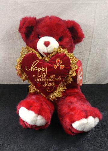 2008 Sweetheart Teddy Happy Valentine