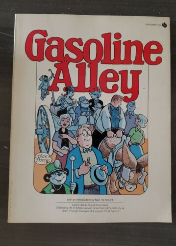 Gasoline Alley by Dick Moore Softcover Avon Books