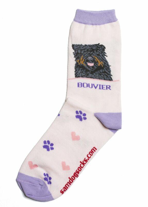 Bouvier des Flandres Dog Socks