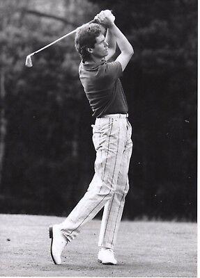 Original Press Photo Golf Ian Baker-Finch Australia May 1988 (2)