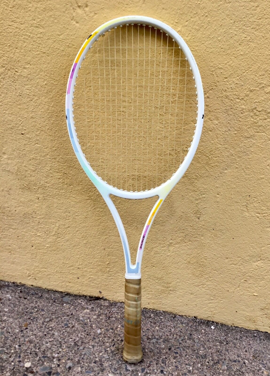 TENNIS racket Brand SNAUWAERT model SUPERLIGTH LADY Made in BELGIUM