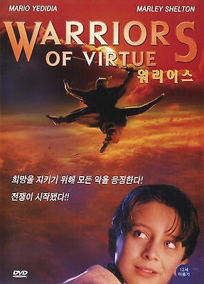 Warriors of Virtue (1997) New Sealed DVD Angus Macfadyen
