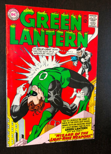 GREEN LANTERN #33 (DC 1964) -- VF-