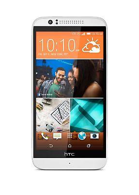 Brand New HTC Desire 510 Quad Core 5MP 8GB Android 5.1 White Unlocked OZ Stock