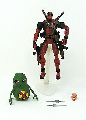 *** MARVEL LEGENDS DEADPOOL & DOOP SERIES 6 ***